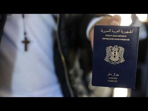Επιθέσεις στο Παρίσι: Αποκαλύφθηκε ο κάτοχος του «ματωμένου» συριακού διαβατηρίου