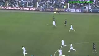 SANTOS FAZ 1 A 0 NO VERDÃO