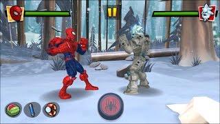 mix+smash marvel super hero mashers Spider-Man #1