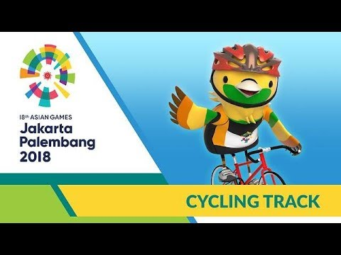 Sukan Asia - Cycling Track Live