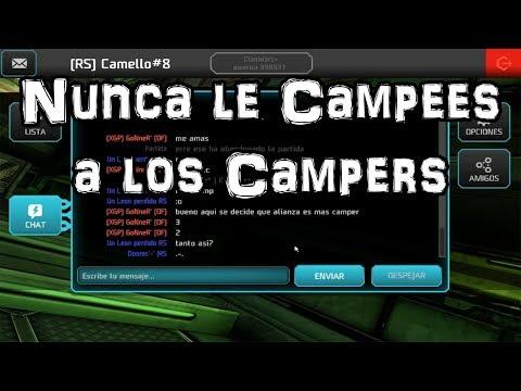 Nunca le Campees a los Campers- RS vs OF - SG:DZ - Homero, Azlan, Zeus, Spark, Dooms