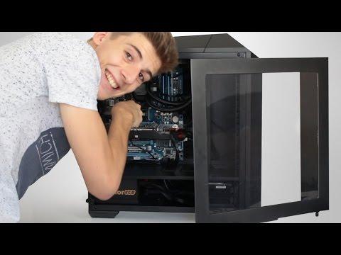 JE MONTE MON NOUVEAU PC !