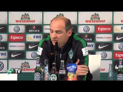 Pressekonferenz: Skripnik vor dem 1.FC Köln