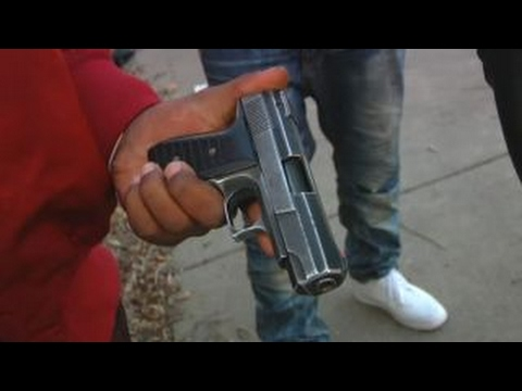 Chicago gang members say more police won't cure city's ills