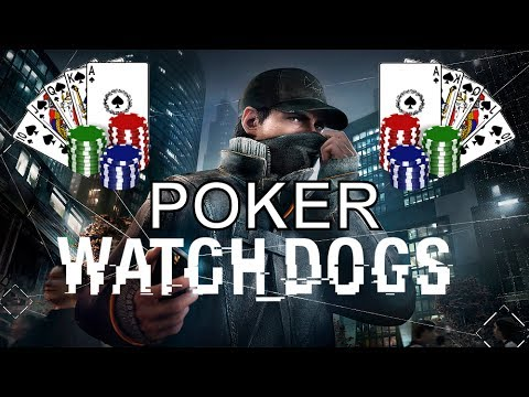 Watch Dogs – Mini Games: Poker – How to play poker