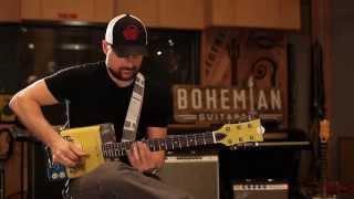 Bohemian Boho Surf Wax Video