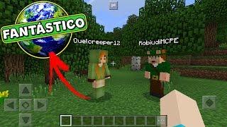 Video GANHEI UM PRESENTE E A PIOR COISA ACONTECEU ! O MUNDO FANTÁSTICO 2 #2 (Minecraft Pocket Edition) MP3, 3GP, MP4, WEBM, AVI, FLV Juni 2017