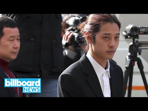 Jung Joon-Young Arrested for Illegally Sharing Sexually Explicit Videos of Women | Billboard News