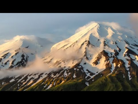 Magnitude 6.6 earthquake strikes near Tanaga Volcano, Alaska