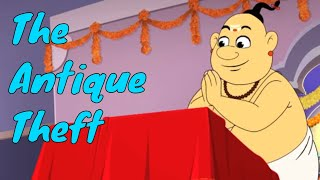 Video Chimpoo Simpoo - Episode 1 | The Antique Theft | Animated Series MP3, 3GP, MP4, WEBM, AVI, FLV Maret 2018