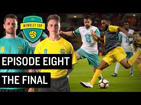 Spencer Fc Vs Weller Wanderers! - Wembley Cup Final 2016! #8