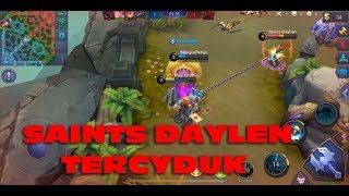 Download Video SAINTS DAYLEN TERCYDUK KENA FIRST BLOOD - MOBILE LEGENDS MP3 3GP MP4