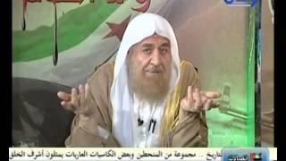 نبض الثورة - الشيخ عدنان العرعور 18-7-2012