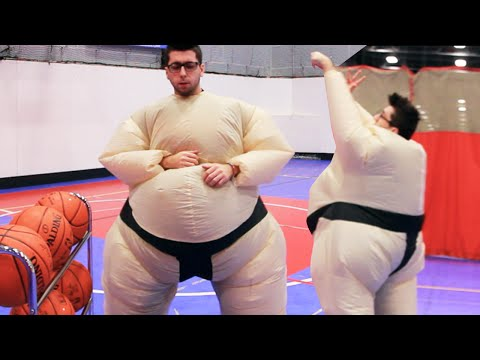 3 POINT CONTEST (SUMO WRESTLER EDITION ) (видео)