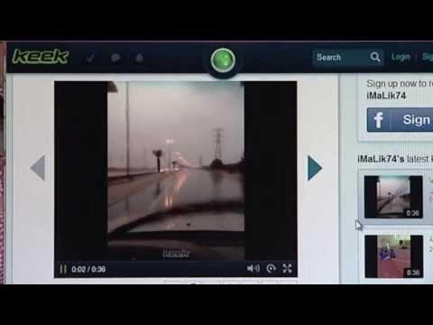 فيديو الاقتصادية الإلكترونية : مواقع التواصل الاجتماعي تساهم بنقل أخبار الأمطار