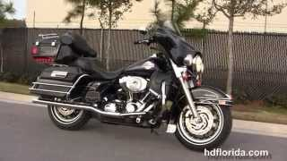 9. 2006 Harley Davidson Ultra Classic Electra Glide  - Used Motorcycles for sale