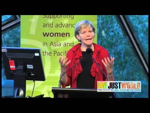 Hilary Charlesworth on Australian women, activism and international law