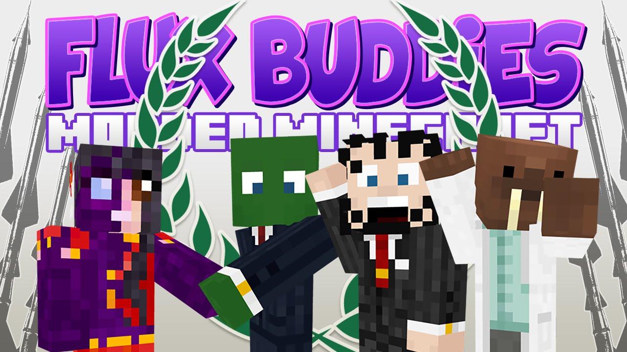 Minecraft – Flux Buddies #141 – PEACE TREATY (Yogscast Complete Mod Pack)
