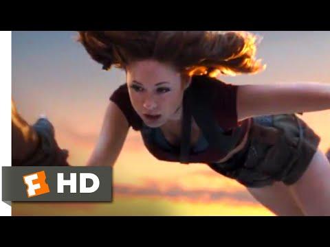 Jumanji: Welcome to the Jungle (2017) - Saving Jumanji Scene (10/10) | Movieclips