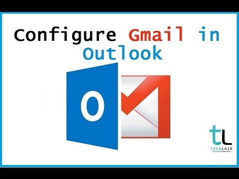 comment regler outlook 2013