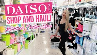 Today I'm doing a tour, shop with me & haul at DAISO (the Japanese dollar store) - we had so much fun & found some random and super cute stuff! CLICK FOR GIVEAWAY INFO!♡ S O C I A L M E D I A ♡ Follow me for cute Carter photos! INSTAGRAM:  http://instagram.com/vasseurbeauty TWITTER:  https://twitter.com/vasseurbeauty...♡ M Y P R O D U C T S ♡ I have my own line of premium, all-natural body care products safe for pregnant & breastfeeding women and babies! Buy my body care bundle - body lotion, body wash and body oil kit- and save 25%! Free shipping in USA, ships internationally. https://vasseurskincare.com/collectio...♡ G I V E A W A Y ♡ ( O P E N )To be entered to win the items shown you must be 1) subscribed to my channel with the notifications turned on and2) Leave a comment with your favorite item shown OR let me know what store you want me to go to next (target dollar spot, 99 cents only, other?!)This is an INTERNATIONAL giveaway (OPEN) the winner will contacted by me privately and announced here and on my instagram so make sure you are following me there @vasseurbeauty http://instagram.com/vasseurbeauty Winner will be selected at random on August 1⟹ WATCH NEXT: DOLLAR STORE SHOP WITH ME AND HAUL https://www.youtube.com/watch?v=ZGqd5nswfH8&t=167s ♡ A B O U T M E ♡Hi + welcome!! My name is Brittany and my family has been in the skin care business for over 30 years. I made this channel to share my passion for skin care, beauty, organization, health + DIYs in a fun and entertaining way! My family's skin care line is called Vasseur Skincare. Vasseur products are made with the highest concentration of active ingredients and are 100% natural: no parabens, chemical preservatives, synthetics, sulfates, toxins, dangerous chemicals or animal cruelty. For more information visit https://www.vasseurskincare.com  FTC: This video is not sponsored. All products shown were purchased by me. Some affiliate links are used, which I earn a small commission from. I use this to help su