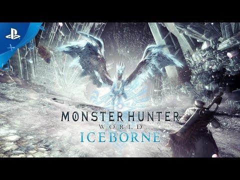 Monster Hunter World: Iceborne - Story Trailer - MMORPG com