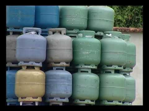 Botijão de gás de cozinha fica 12,2% mais caro
