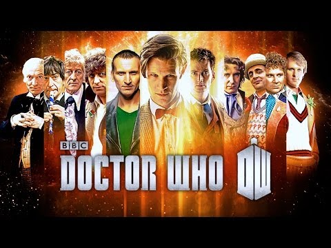 10 Timely Facts About Dr. Who