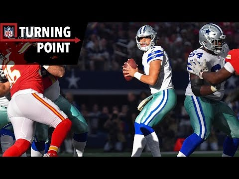 Video: Dak Prescott's Poise Under Pressure Carries Cowboys Past Chiefs (Week 9) | NFL Turning Point