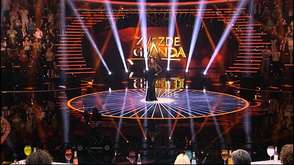 Tamara Milutinovic – Nocas kuca casti – Zvezde granda 2014-2015 – emisija 8 (08. 11. – ženska grupa)