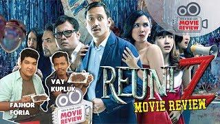 Nonton Review Film Reuni Z 2018 Film Gagal   Film Subtitle Indonesia Streaming Movie Download