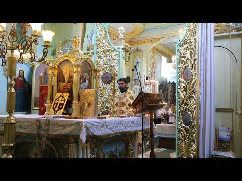 Проповідь в Неділю 7-му по Пасці, Св.отців 1-го Вселенського Собору.
