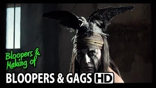 Nonton The Lone Ranger  2013  Bloopers Outtakes Gag Reel  Part1 2  Film Subtitle Indonesia Streaming Movie Download