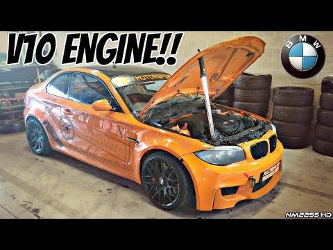 Bmw и series engine снимок