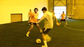 Watch a few minutes of the opening 3v3 game @ TCTC!