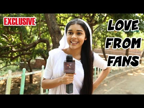 Eisha Singh shares about the love from her fans