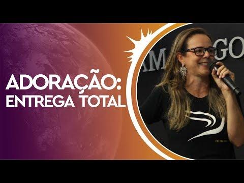 20/01/2019 - Adoração: Entrega Total - Pastora Zelinda Rocha