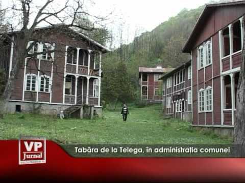 Tabăra de la Telega, în administraţia comunei