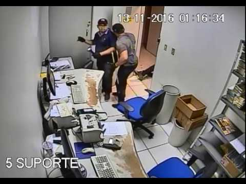 Roubo Banco do Brasil - Pontes e Lacerda