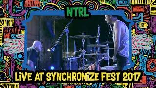 Video NTRL live at SyncrhonizeFest - 7 Oktober 2017 MP3, 3GP, MP4, WEBM, AVI, FLV Desember 2018