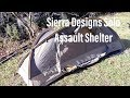Download Lagu Expensive and Rare Military tent Mountain Hardwear Hunker - Sierra Designs Solo Assault Navy Seals Mp3 Free