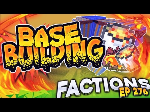 Minecraft Factions #276 - My Own Base!  (Minecraft Raiding)