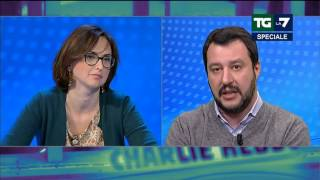 Video Salvini insulta Quartapelle: ''Ma sa che lei è squallida?'' MP3, 3GP, MP4, WEBM, AVI, FLV Juli 2018