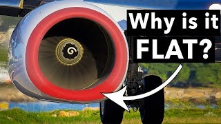 Video Why are the Boeing 737NG engines FLAT? MP3, 3GP, MP4, WEBM, AVI, FLV November 2018
