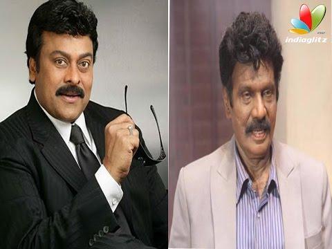 Chiranjeevi buys the Telugu rights of Goundamani s 49O