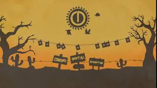 Ilustração animada em loop - Cordel Digital Marketing