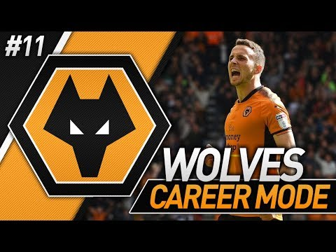 NEW PLAYER DEBUTS! FIFA 18 WOLVES CAREER MODE #11