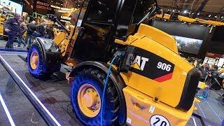 906 Wheel Loader Video