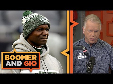 Video: Should Jets keep Todd Bowles? | Boomer and Gio