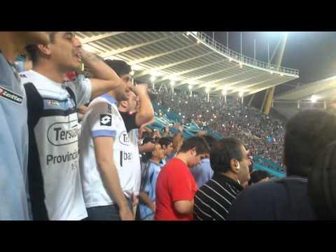 Hinchada De Belgrano vs Sarmiento - Los Piratas Celestes de Alberdi - Belgrano - Argentina - América del Sur